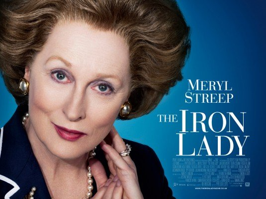 The Iron Lady Movie Poster Google image from http://www.impawards.com/2011/posters/iron_lady_ver2.jpg