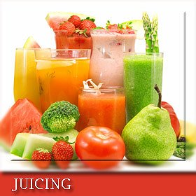 Juicing Google image from http://www.backtothebasics.net/images/Juicing.jpg