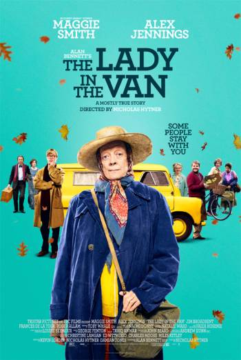 The Lady in the Van (2015) Movie Poster Google image from http://images.mymovies.net/images/film/cin/350x522/fid14793.jpg