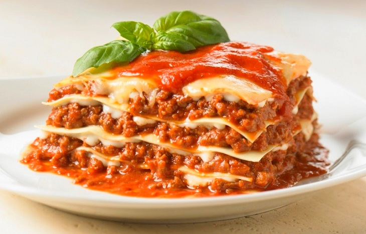 Lasagna Google image from http://www.travelexperia.com/8-must-try-dishes-italy/