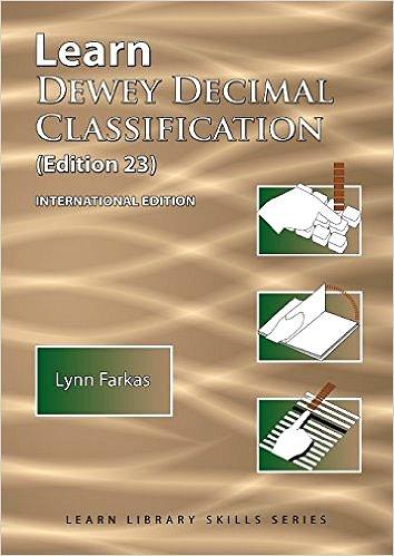 dewey decimal classification definition