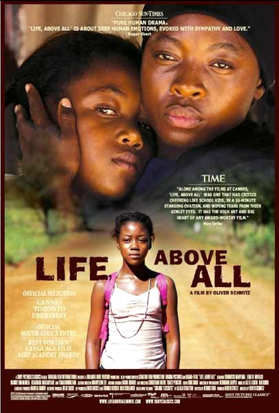 Life Above All (South Africa 2010) Movie Poster Google image from http://s0.culture.com/image_lib/11907_poster.jpg