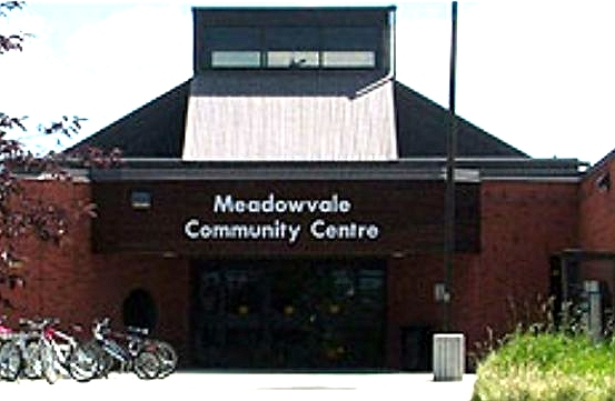 Meadowvale Community Centre image from http://www.mississauga.ca/portal/residents/meadowvale