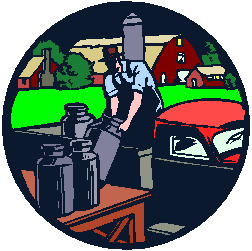 Man Loading Milk Cans onto Truck Google image from http://www.inkity.com/shirtdesigner/prints/clipArt1/N4220625.png