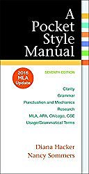 The MLA Pocket Handbook: Rules for Format & Documentation by Jill Rossiter