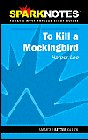 To Kill a Mockingbird (SparkNotes) by SparkNotes Editors, Harper Lee (Literature Study Guides) (Paperback)