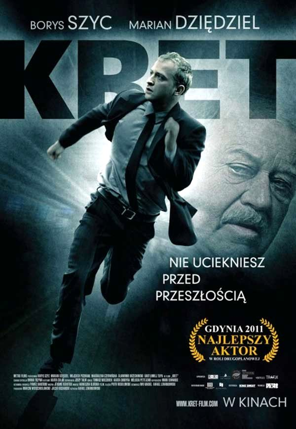 The Mole (2011) Kret Movie Poster Google image from http://img809.imageshack.us/img809/731/themolekret2011cd1poste.jpg