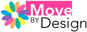 Move by Design logo image from Palisades September 2014 flyer
