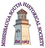 Mississauga South Historical Society logo Google image from http://www3.sympatico.ca/chessie217/Logo.gif