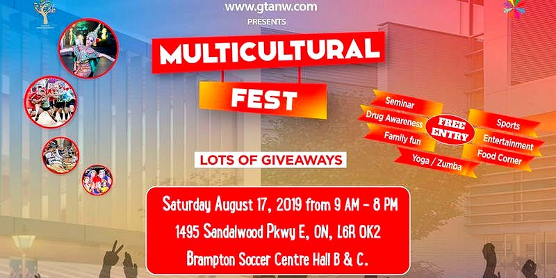 Multicultural Fest 17 August 2019 Google image from https://www.eventbrite.ca/e/multicultural-festival-tickets-67527802475