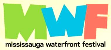 Mississauga Waterfront Festival (MWF) logo image from www.themwf.com