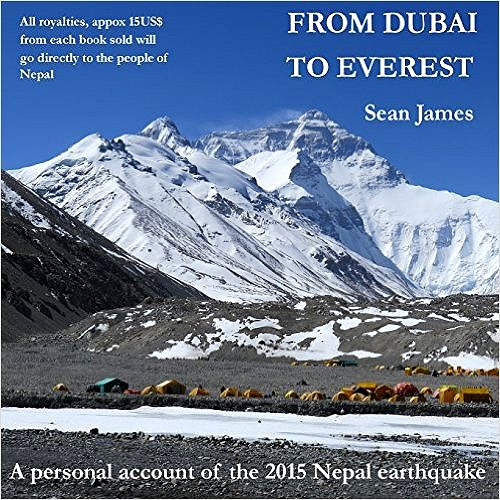 From Dubai to Everest: Nepal Earthquake April 2015 image from Amazon.com