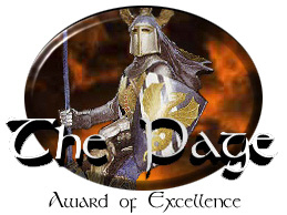 The Page Online Award of Excellence