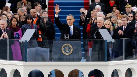 President Obama's 2nd Inaugural Address January 21, 2013 image from http://abcnews.go.com/images/Politics/ap_barack_obama_inauguration_speech_wide_thg_130121_wblog.jpg