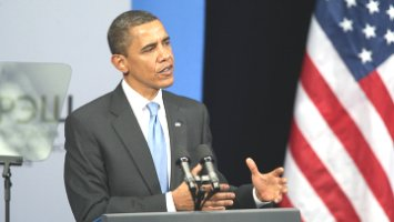 President Barack Obama Moscow Speech July 7, 2009 Google image from http://en.beta.rian.ru/images/15545/66/155456627.jpg