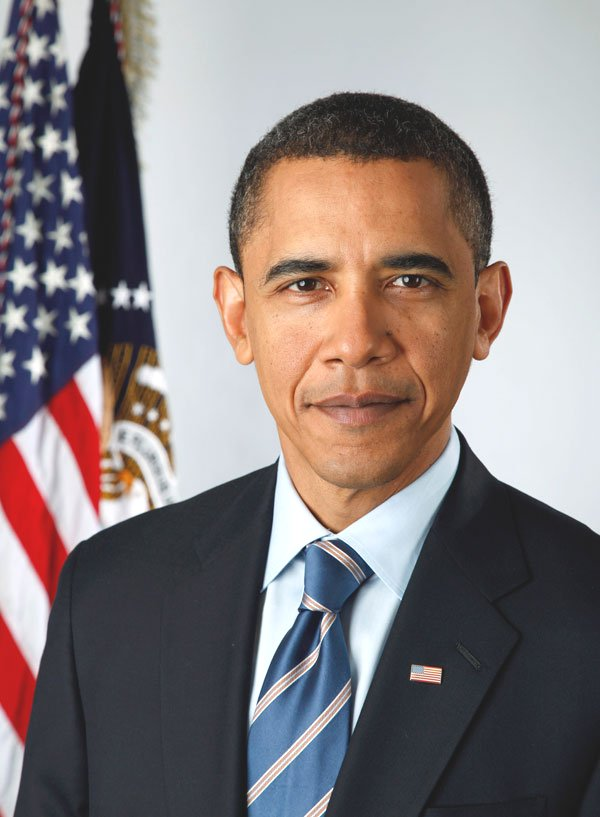 New Official Portrait of Barack Obama image from http://www.engadget.com/2009/01/14/president-obamas-official-portrait-the-first-ever-taken-with-a/