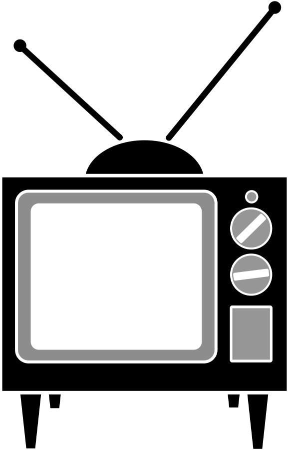 Old Television Google image from http://www.pd4pic.com/images/old-set-electronic-simple-cartoon-television.png