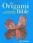 The Origami Bible (Paperback) by Nick Robinson
