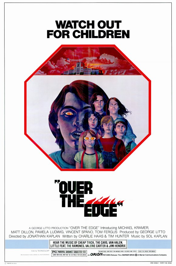 Over the Edge Movie Poster Google image from http://images.moviepostershop.com/over-the-edge-movie-poster-1979-1020205225.jpg