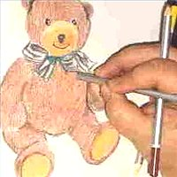 Paint Your Teddy Google image from http://i.ehow.com/images/a02/83/5c/paint-teddy-bear-colored-pencils-200X200.jpg