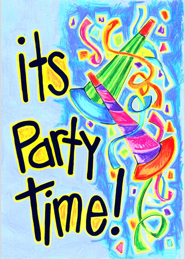 It's Party Time Google image from http://www.madaboutgardening.com/store/images/5257/1168-Party-Poppers.jpg