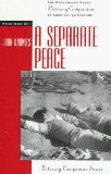Literary Companion Series - A Separate Peace (paperback edition) (Literary Companion Series) (Board book) by Jill Karson (Editor)