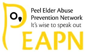 Peel Elder Abuse Prevention Network (PEAPN) Google image from http://www.peapn.ca/wp-content/themes/peapn/images/logo.png