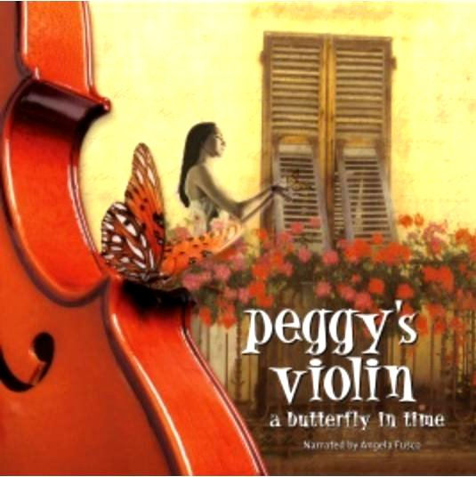 Peggy's Violin: A Butterfly in Time image from Chamber Music Society of Mississauga http://www.chambermusicmississauga.org/butterfly