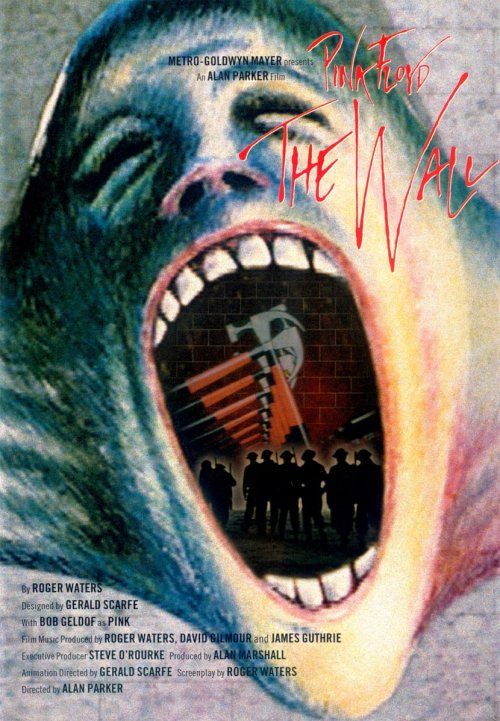 Pink Floyd: The Wall Movie Poster Google image from http://passpopcorn.files.wordpress.com/2013/04/wall-poster.jpg