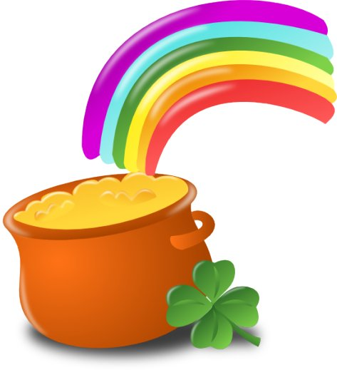 Pot of Gold at the End of the Rainbow Google image from http://tresmaliscott.wordpress.com/2012/03/17/happy-st-patricks-day-from-tres-mali-scotts-poetry-short-stories/