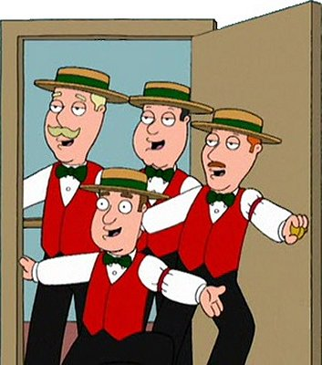 Barbershop Quartet Google image adapted from http://bluechipchorus.com/yahoo_site_admin/assets/images/barbershop_quartet.7184532_std.jpg