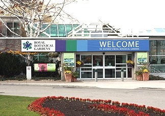 Welcome to the Royal Botanical Gardens, Burlington Google image from http://vacay.ca/wp-content/uploads/2011/12/RBG3.jpg