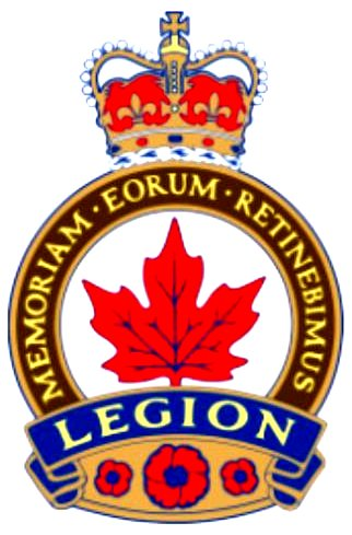 Royal Canadian Legion 210 Logo image from http://www.rcl210.com/