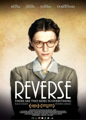 Reverse (2009) Movie Poster Google image from http://upload.wikimedia.org/wikipedia/en/c/c4/Rewers_poster.jpg