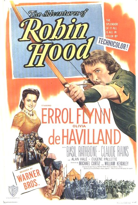 Adventures of Robin Hood (1938) Movie Poster from http://www.impawards.com/1938/posters/adventures_of_robin_hood_ver7.jpg