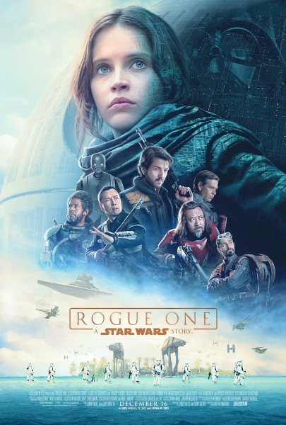 Rogue One: A Star Wars Story (2016) Movie Poster Google image from http://www.joblo.com/movie-posters/2016/rogue-one-a-star-wars-story#image-33828
