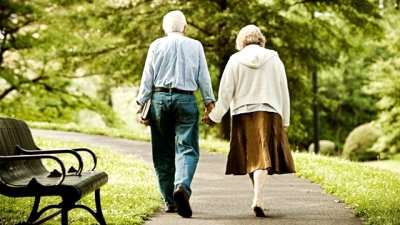 Senior Couple Walking Google image from http://a.abcnews.com/images/Business/gty_senior_couple_ll_120215_wg.jpg