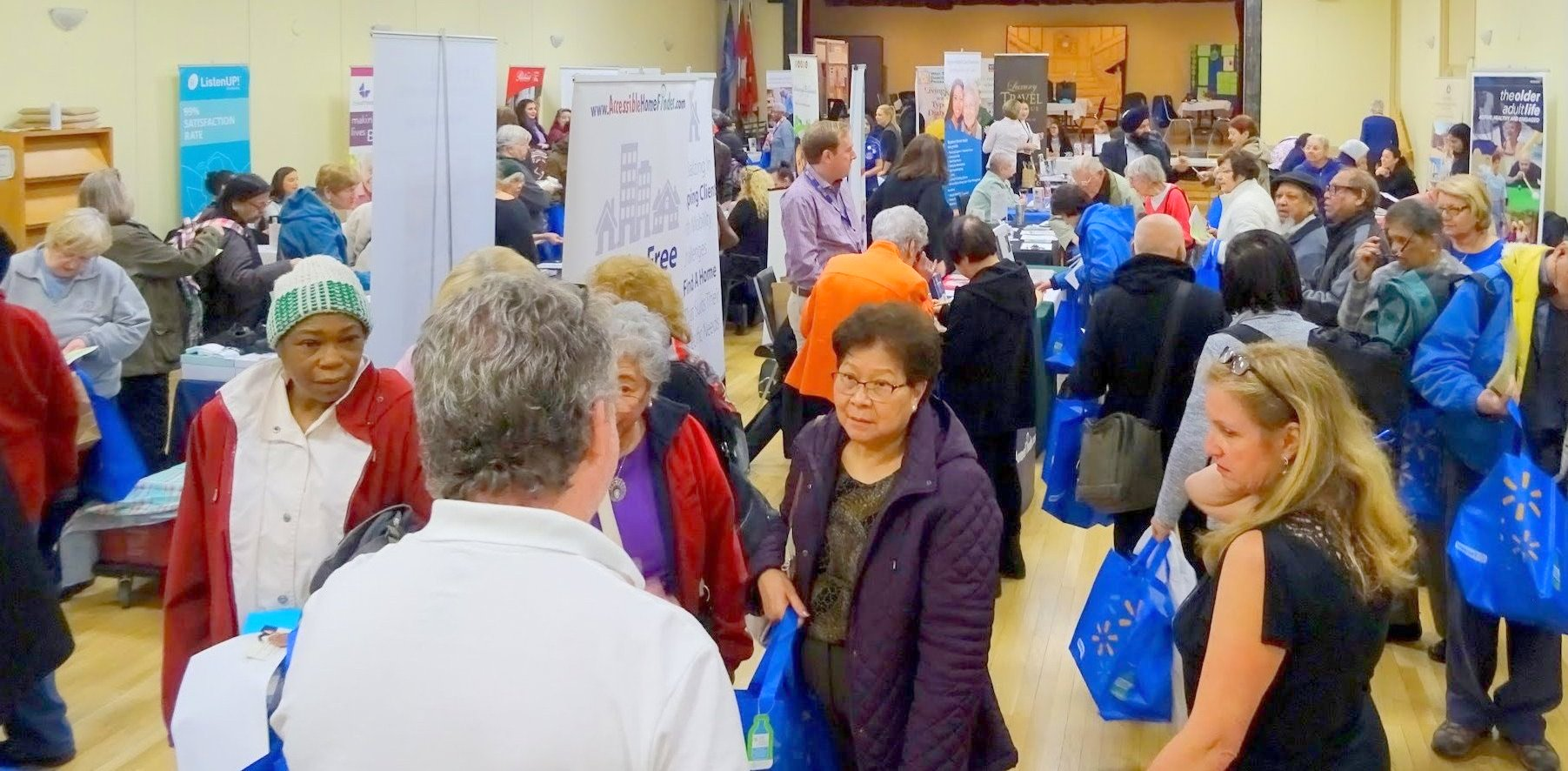 Active Adult Centre Seniors Information and Active Living Fair