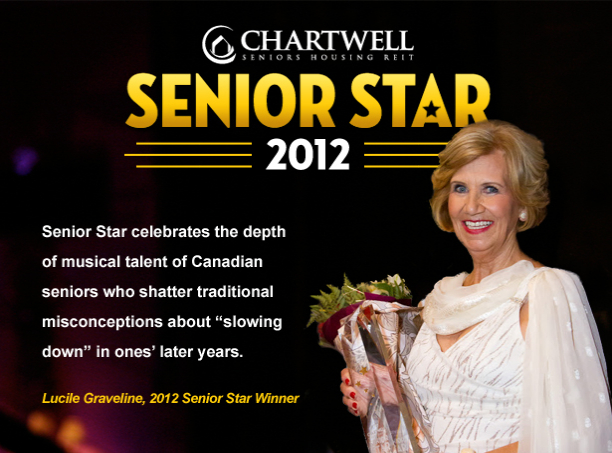Chartwell's Senior Star Competition 2012 image adapted from Chartwell Classic Robert Speck email May 29, 2012