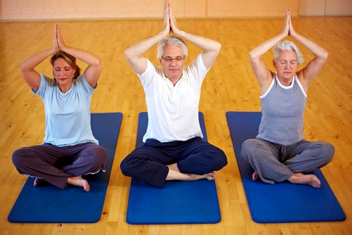 Senior Yoga Google image from http://seniorsolutionsyoga.com/wp-content/uploads/2011/03/Senior_Yoga3.png