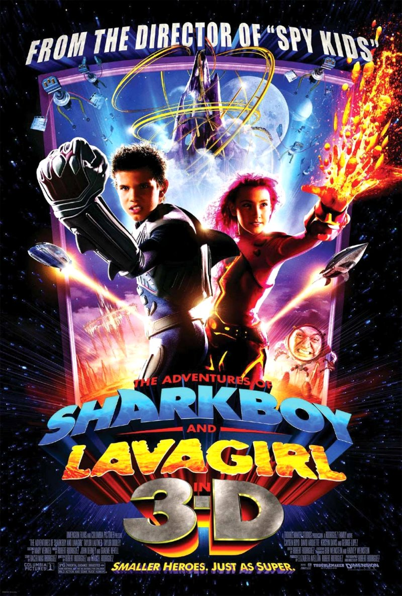 Adventures of Sharkboy and Lavagirl Movie Poster Google image from http://www.impawards.com/2005/posters/adventures_of_shark_boy_and_lava_girl_in_three_d_xlg.jpg