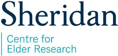 Sheridan Centre for Elder Research new logo image from Paulina C email 13Mar14