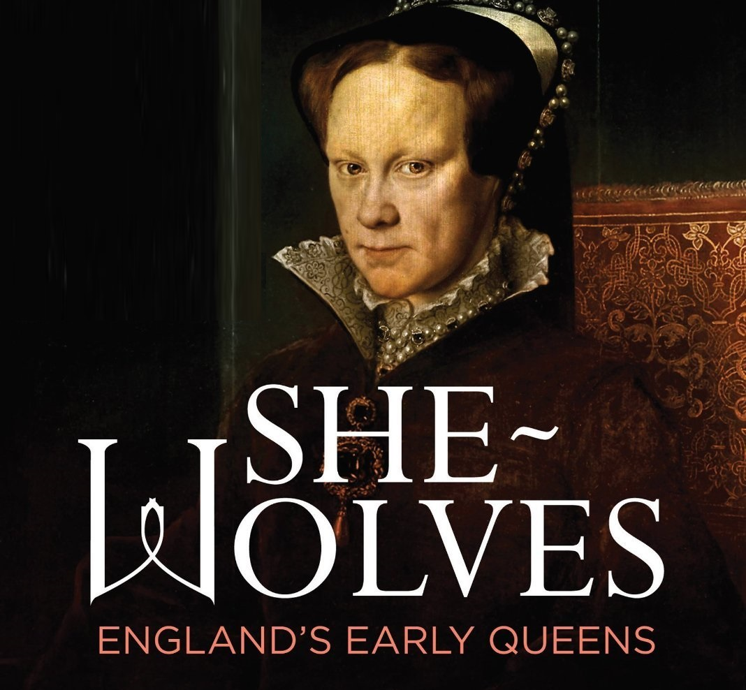 She-Wolves: England's Early Queens Google image from http://ecx.images-amazon.com/images/I/915WaFbo3ML._SL1500_.jpg