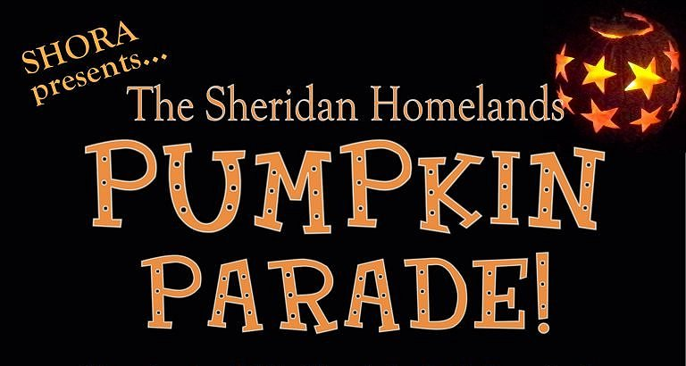 SHORA's Annual Pumpkin Parade Google image adapted from http://www.shora.ca/news-and-events/shoras-annual-pumpkin-parade/