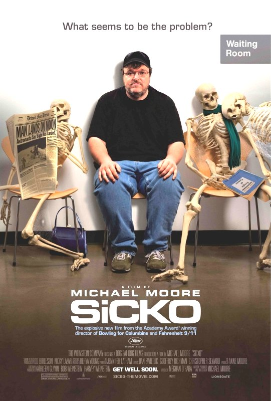 Sicko Google image from http://dwoq5s27enw2w.cloudfront.net/uploads/books_films/2-sicko_____.jpg