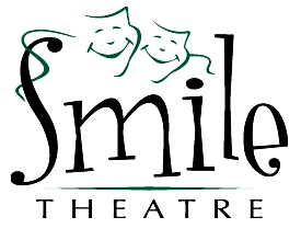 Smile Theatre Logo Google image from http://www.tylermurree.com/images/Link_SmileTheatre.jpg