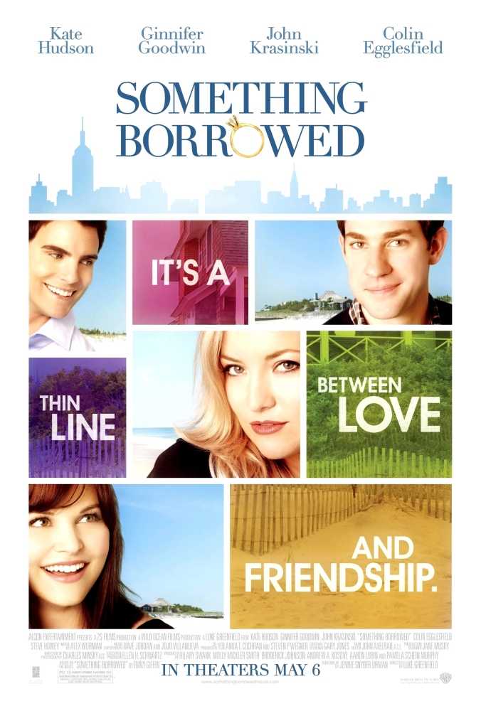 Something Borrowed Google image from http://chicklitplus.com/wp-content/uploads/2011/02/SOBO.jpg