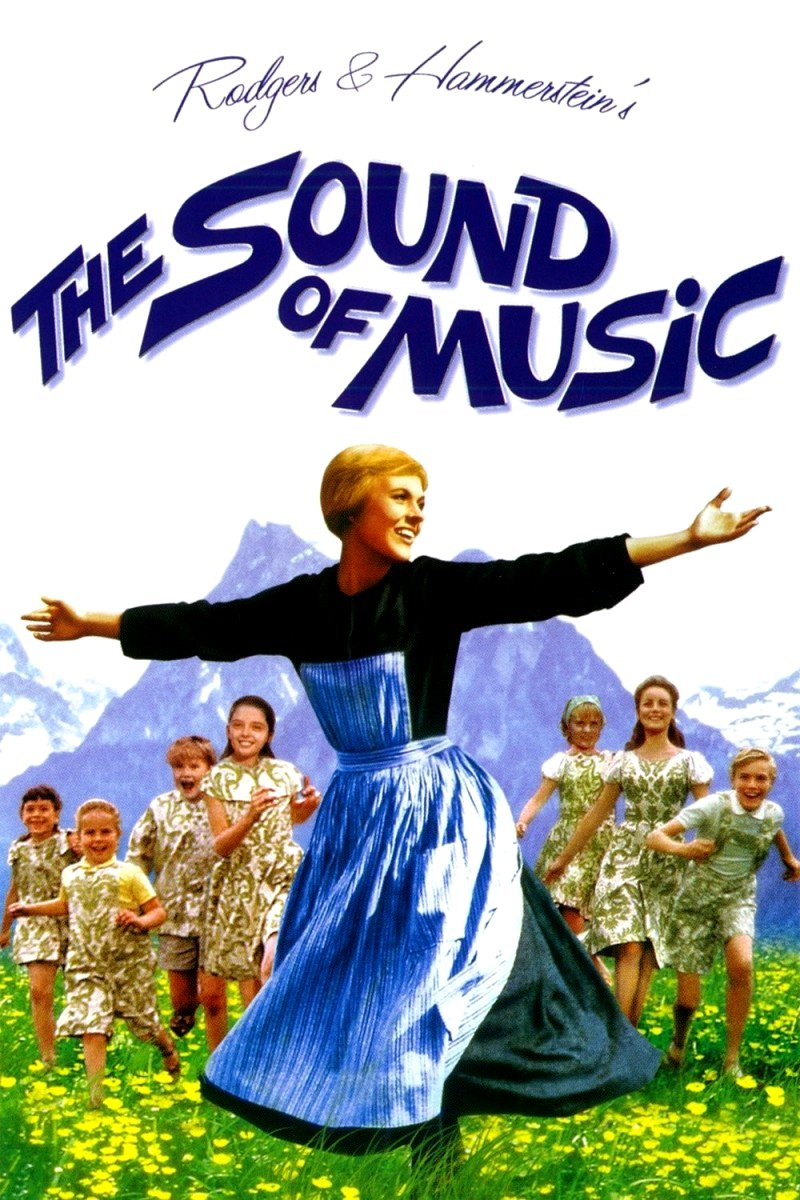 The Sound of Music Movie Poster Google image from http://www.movieguide.org/wp-content/uploads/2012/08/The-Sound-of-Music-movie-poster1.jpg