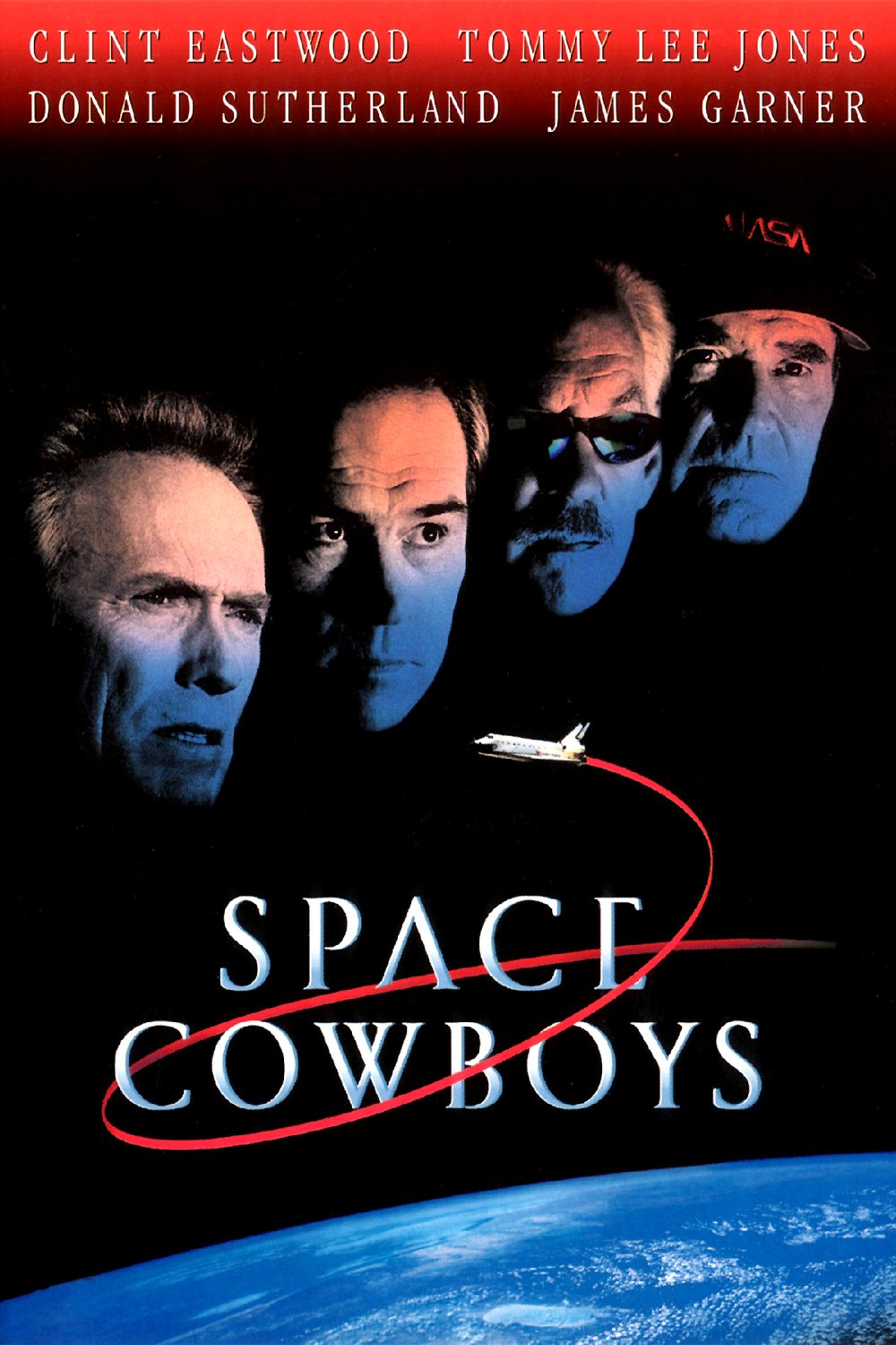 Space Cowboys Movie Poster Google image from http://wp.artemi.us/wp-content/uploads/2011/08/space-cowboys-original.jpg