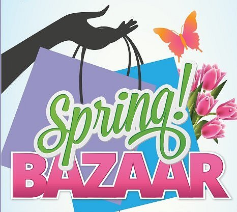 Spring Bazaar Google image from http://www.verveseniorliving.com/wp-content/uploads/sites/27/2016/04/spring-bazaar.png
